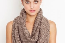 scarves & accessories / by Amber Bigley