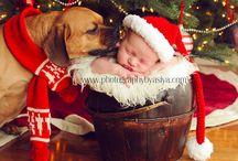 Ședința foto Crăciun