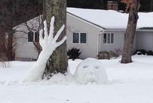 snehove variacie
