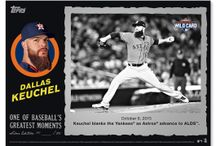 MLB Postseason Greatest Moments / by The Topps Company