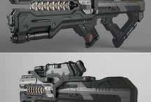 【資料】メカ武器