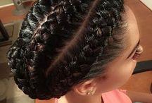 Afro/Kinky Hair Ideas