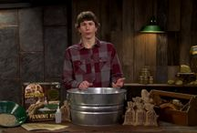 Gold Rush - Parker Pans for Gold / Featuring Parker Schnabel from Discovery Channel's hit TV show Gold Rush.