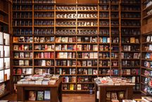 Independent Bookstores / Time to celebrate and revel in these cultural marvels. Civilization needs them. / by Four Pillars Media Group