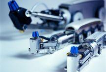 Robot fresador / Fresado interior de tuberías, hormigón, raíces, acometidas penetrantes, etc.