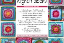 Crochet - Blocks and Motifs