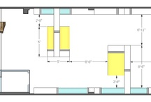 E2 Lounge / Work / Study / Preliminary Design / by s y