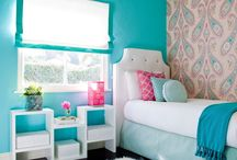 Idéias para pintar quarto da Gabi