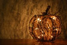 October ~ Harvest Moon Rising / by Christine Kysely