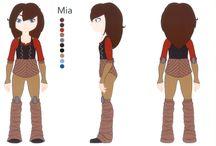 Cinéma d'Animation 2D/3D - Character Design