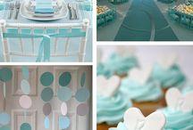 Colour Palettes & Inspiration