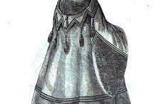 Project: Aubergine Coat - Sack Option