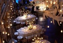 Winter Weddings / If you're planning your Winter Wonderland Wedding at Mystic Creek or Dearborn Hills, take a look at our ideas that will make yearn for the Holidays.