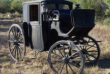 ouderwetse vervoersmiddelen