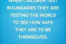 Train up a child... / by Robin Crossett Felts