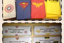 Party Planning: Super Hero Theme