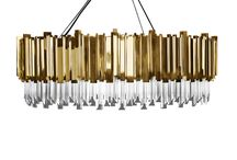 LUXXU / LUXXU is a new lighting experience, a brand that provides a collection capable of making your projects come true, combined the classic forms with a modern attitude. It's made with the finest selection of materials as brass, glass and Swarovski crystal combined with rare handwork techniques and contemporary design