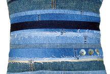 Poszewki - jeans
