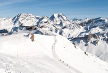 Méribel - French Alps / Mountains, ski, vacation, holidays, winter