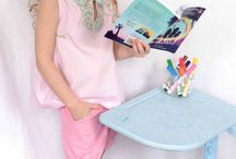 Sewing School / The Children's Corner Store - Fall, WInter, and Summer sewing school patterns.