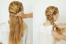 fabulous braids and up do's ;) / by Shelly Allen