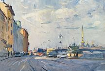 Alexander Mikhailovich Semionov (1922-1984) paintings
