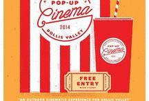 Pop up cinema Posters