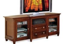 Furniture / Discover what your entertainment room can look like with Bjorn's variety of furniture for your home theater and electronic products.