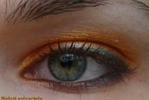 Eye makeup / by Mateji ustvarjata