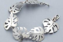 Pierced pendants