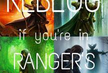 Rangers:)