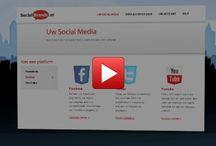 SocialBrands / SocialBrands.nl biedt u Social Media zonder gedoe. Lanceer eenvoudig acties binnen uw Facebook pagina, en kom in interactie met uw doelgroep op Facebook en Twitter