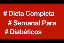 Dieta Completa Semanal Para Diabéticos