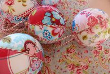 Kimekome Fabric Balls / Examples of and tutorials for making decorative Japanese fabric balls. / by Carol Ann Thompson