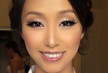 make-up asian inspiration