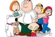 Family Guy / by Shannon Roman