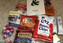 Hotel welcome bags