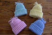 Preemie patterns & ideas