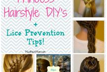 Hairstyles for Lice Prevention / Wearing your hair back in a braid or ponytail can help prevent lice from spreading, especially in social situations. There are so many cute and lice un-friendly hairstyles to consider.