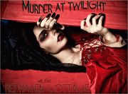 Murder at Twilight at the Red Haven Cottage - Murder Mystery Party / Murder at Twilight at the Red Haven Cottage is a fun & exciting vampire-themed murder mystery for 8-12 guests!