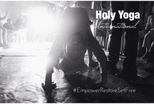 Holy Yoga / by Carrie Olsen