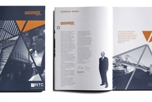 Annual Reports / Adcore Creative design and produce a wide range of Annual Reports from Corporate to Government
