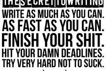 Writers I love