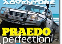 4x4 Action Magazine / NZ's Best Off-Road Magazine just got BIGGER! Now 84-pages of all your favorite off-road coverage and photos. You hear the name you think dirty!