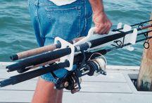 Visvang en Stokke
