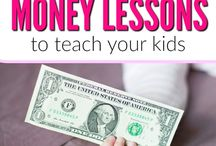 Kid Finances / Kids need to learn about finances! Learn how to teach your kids about finances