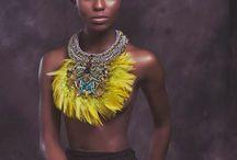 África-inspired Fashion