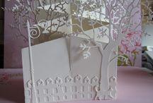 Cards - Memory Box Dies