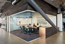 Office or home? / Office spaces to envy.