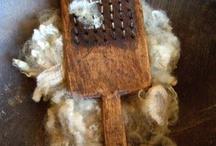 Textilie / Textilie z prirodnych vlakien (vlna, prirodny hodvab, lan a bavlna) a  ich spracovanie